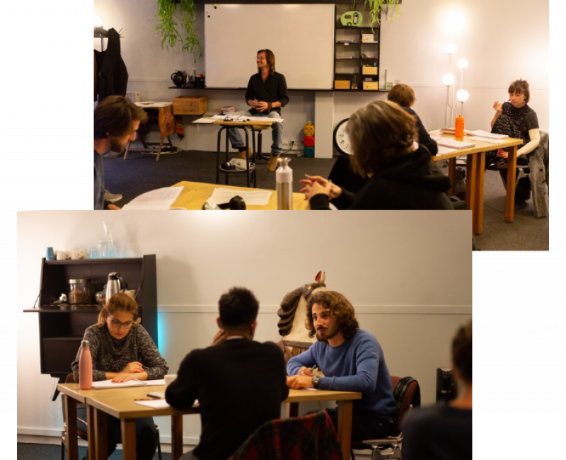 Learn Dutch at the School for Dutch, De Pijp, Amsterdam